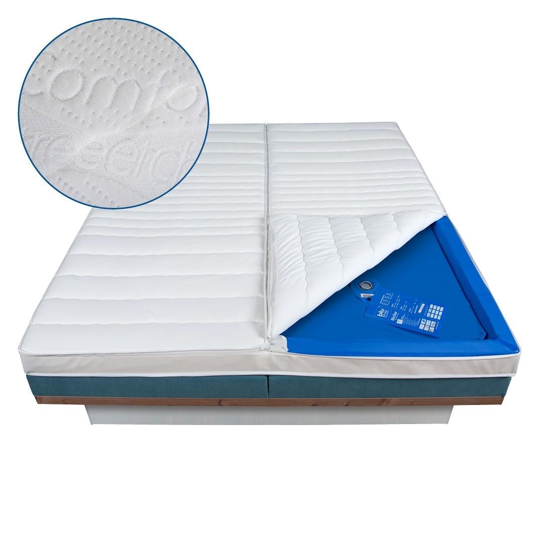Futura Comfort-Strech Wasserbett Bezugs-Top
