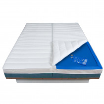 Futura Comfort-Stretch Wasserbett Bezugs-Top