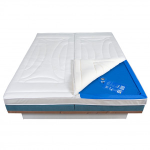 Silverguard® Wasserbett Bezugs-Top